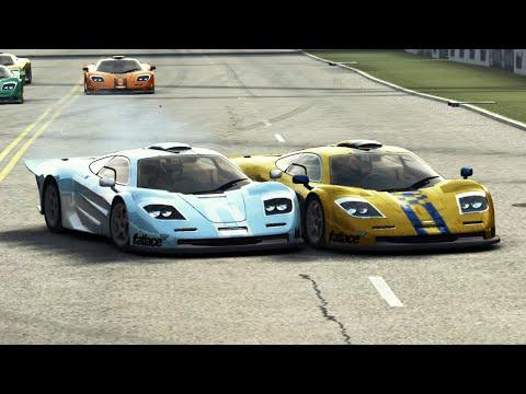 GRID Autosport - McLaren F1 GT - Sprint Circuit B, Washington