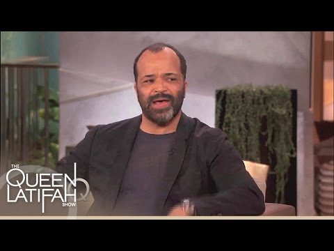 Jeffrey Wright's Many Disguises | The Queen Latifah Show