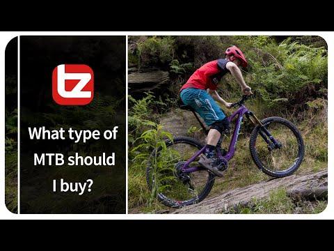 What Type Of Mountain Bike Should I Buy? | Guide | Tredz Bikes