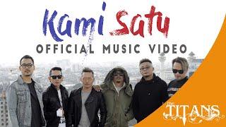 The Titans - Kami Satu ( Official Video )