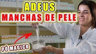 Use para CLAREAR qualquer MANCHA DE PELE – Melasma , Manchas nas Axilas , Virilhas