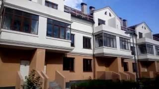 Красногорье DELUXE, Павшинский бульвар. Двор, Фасад 1.(, 2016-06-21T14:50:59.000Z)