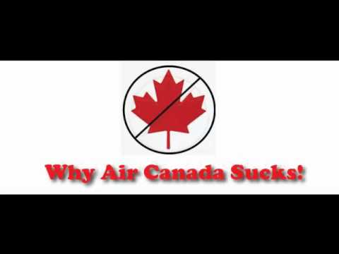 Part 1. Air Canada  Documented proof of the brutal treatment of one of it's passengers!