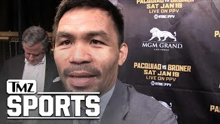 Manny Pacquiao Wants Floyd Mayweather Rematch, It's What the Fans Deserve!