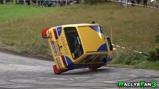 Austrian Rallye Legends 2021   Big Show   Mistakes   Crash