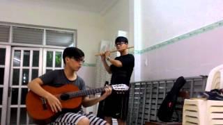 Mình Yêu Từ Bao Giờ - Sáo Trúc & Guitar Cover