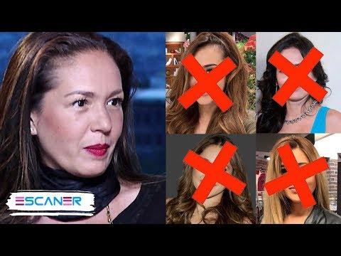 ¡ LA RECHAZARON ! Éstas FAMOSAS NO quisieron ANDAR con Yolanda Andrade