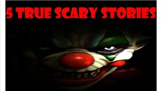 true scary stories that will make you cringe vol 1   midnight fears