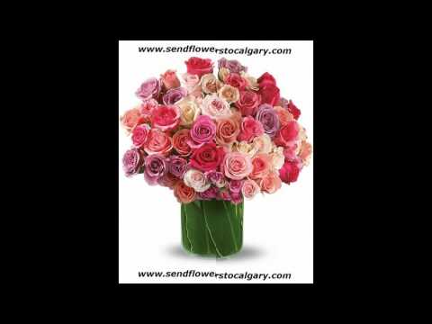 Send flowers from Taiwan to Calgary Alberta Canada