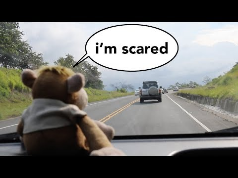Driving on Costa Rica's Highway | LIFE IN COSTA RICA | Day 2