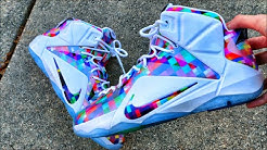 Nike LeBron 12 EXT Finish Your Breakfast - Review + On Foot