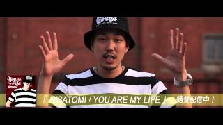 YouTube動画:HISATOMI - YOU ARE MY LIFE (Short version)