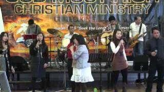 GMHCM-UK 31-10-10 BLESSED BE YOUR NAME N YOUR LOVE IS BEAUTIFUL