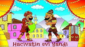 Karagöz And Hacivat Coloring Page Youtube