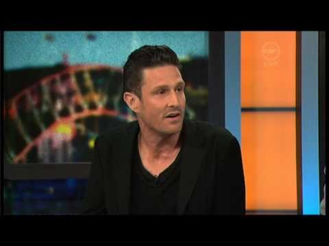 Wil Anderson on The 7pm Project - Man vs Wil
