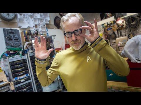 Adam Savage's Star Trek Beyond Costume!