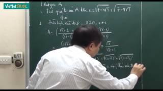Phần 7. Luyện đề thi vào lớp 10 ( Thầy Tạ Hữu Phơ)