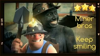 3 star attack strategy with miner | Clash of clans | Miner brothers