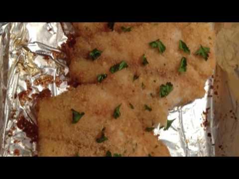 Recipe: Baked Orange Roughy Italian-Style