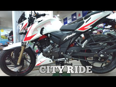 TVS APACHE 200 4V RACE EDITION 2.0! COLOR VARIANTS |FIRST RIDE REVIEW