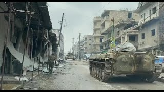 Battles for Syria | January 29th 2020 | Images from the newly liberated Maarat al-Numan