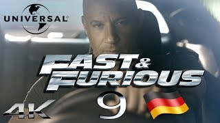 Fast and Furious 9 German/Deutsch Trailer (2020) Fanmade 4k