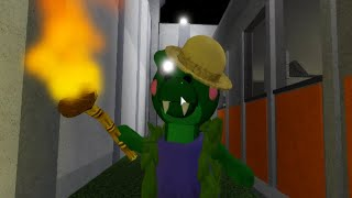 ROBLOX PIGGY CRISSY JUMPSCARE Roblox Piggy RolePlay