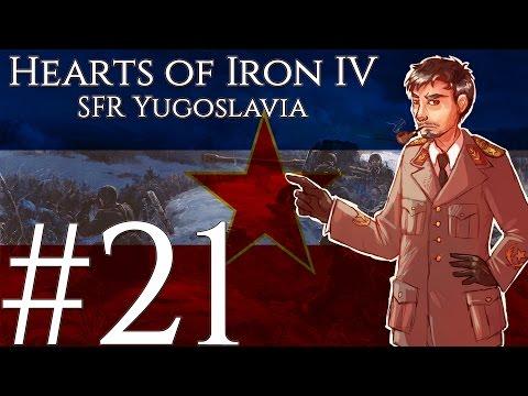 [21] Hearts of Iron IV - SFR Yugoslavia - Future plans!