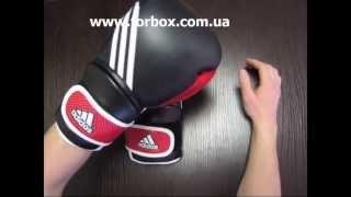 боксерские перчатки Adidas модели Hi-tech boxing glove интернет магазин www.forbox.com.ua(, 2013-04-12T08:26:06.000Z)