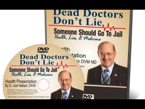Dead Doctors Don't Lie Somebody Should Go to Jail