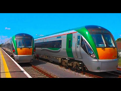 Passenger Trains in Athlone, Co Westmeath