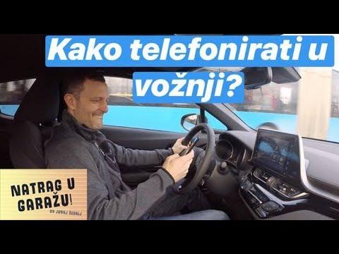 Kako telefonirati u vožnji? Natrag u garažu 10 by Juraj Šebalj