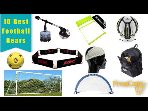 Football Training Equipment | 10 Best Football Training Equipment 2018 (A Player Must Need)