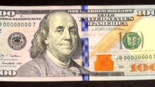 ورقة مائة دولار جديدة أكثر أمنا Economy Youtube