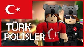 IF THERE WERE TURKISH POLICIES IN ROBLOX - Roblox Jailbreak (Border Region)