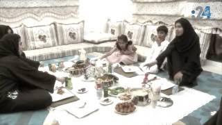 إفطار مع عائلة شهيد - الشهيد حسن محمد بن طوق