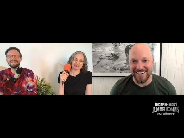 EPISODE 108: RICK SORKIN & SHARON KOPPELMAN - FULL INTERVIEW