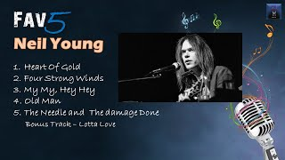 Neil Young - Fav5 Hits
