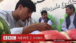 Дунё: Бир ўтиришда 8 тарвуз едим - BBC Uzbek