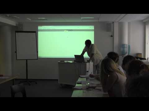 Somali teacher
