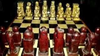 ASMR: jeu d'échec (introduction) BINAURAL & (courte) démonstration REUPLOAD