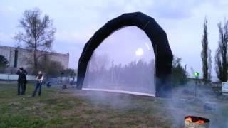 Надувная арка(, 2016-06-10T07:06:07.000Z)