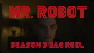 MR. ROBOT - Season 3 Gag Reel [HD + CC]