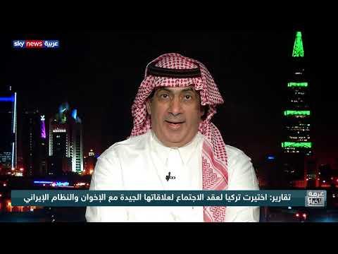 الحربي: إيران وتنظيم الإخوان تلقوا ضربات قوية من السعودية