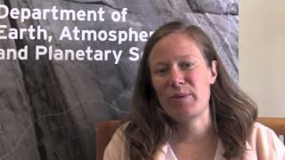 New EAPS Faculty: Introducing Sedimentologist Kristin Bergmann