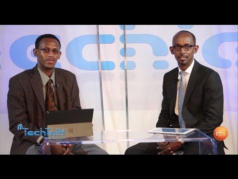 S3 Ep.2: Yonas Tadesse (PhD) - A Robotic Scientist & Mechanical Engineer