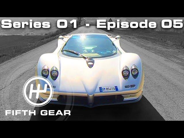 Fifth Gear: Series 1 - Episode 5