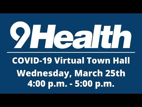 9Health Coronavirus Virtual Town Hall: Mental Health And Anxiety