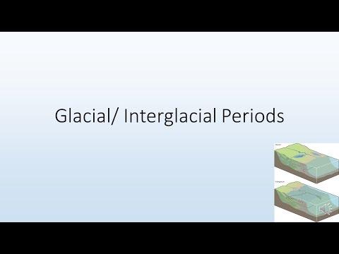 Glacial/Interglacial Periods Quiz (GCSE Geography AQA A)