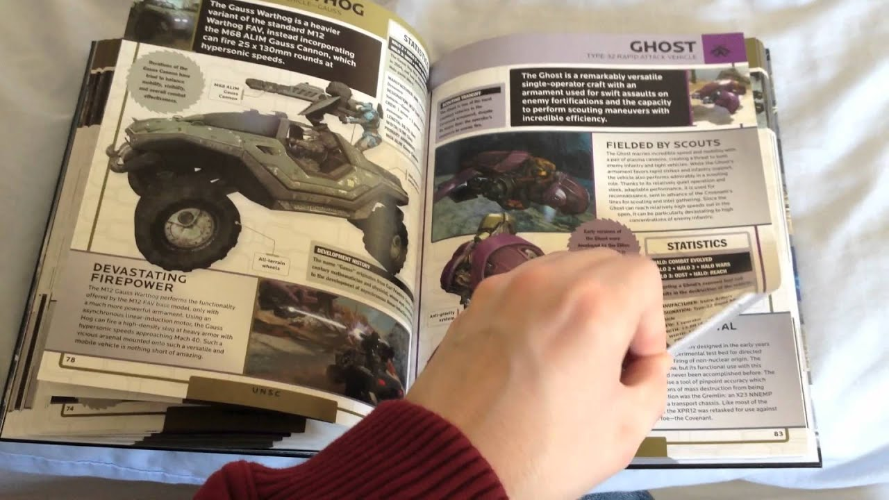 Halo: The Essential Visual Guide - YouTube